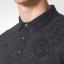 เสื้อโปโลแมนเชสเตอร์ ยูไนเต็ด Adidas Polo Black ของแท้ thumbnail 3