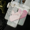 Suntoo Love!! เคสครอบหลังประดับเพชร Samsung Galaxy J7 Pro