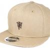 หมวกแก๊ปแมนเชสเตอร์ ยูไนเต็ดของแท้ Manchester United New Era Devil 9FIFTY Snapback Cap
