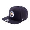 หมวกสแน๊ปแบ็คแมนเชสเตอร์ ซิตี้ 47 Brand สีกรมท่าของแท้