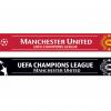 ผ้าพันคอแมนแมนเชสเตอร์ ยูไนเต็ด UEFA Champions League Jacquard Scarf ของแท้