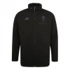 เสื้อแจ็คเก็ตกันฝนลิเวอร์พูล Mens Black Motion Rain Jacket 17/18 ของแท้