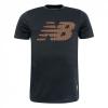 เสื้อทีเชิ้ตลิเวอร์พูลของแท้ New Balance Grey Tech Training Visaro Graphic SS Jersey