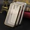 เคส TPU ครอบหลัง ขอบสีไฮโซ Samsung Galaxy J7 Plus