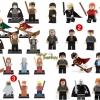 Harry Potter Mini figure block