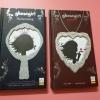 Ghostgirl เล่ม 2-3 ปกแข็ง | ผู้เขียน Tonya Hurley (ทอนยา เฮอร์ลีย์) | ผู้แปล เขมทัต พิพิธธนาบรรพ์