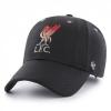 หมวกลิเวอร์พูล Mens Black '47 Outrun Cap ของแท้