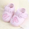รองเท้าเด็กอ่อน love baby สีชมพู Size 11-13