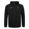 เสื้อฮู้ดลิเวอร์พูล New Balance Sportswear Mens Black Hoody CXXV 17/18 ของแท้