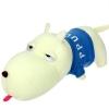 ตุ๊กตาสุนัขดับกลิ่นในรถยนต์ (สีน้ำเงิน)