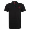 เสื้อโปโลลิเวอร์พูลของแท้ Mens Black Conninsby Polo Shirt