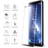 - กระจกนิรภัยใสเต็มจอ ขอบสีไทเทเนียม Samsung Galaxy S9
