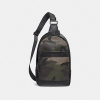 กระเป๋าผู้ชาย COACH CHARLES PACK WITH CAMO PRINT F29713