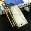 TPU ใสขอบสี เคส AIS LAVA 5.0 Iris 800
