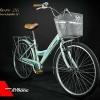 """จักรยานแม่บ้าน 24"""" supporo"""