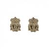 ต่างหูทองลิเวอร์พูล Crest 9CT Gold Earrings ของแท้