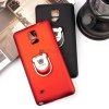 Case Cover For Samsung Galaxy Note 4 พร้อมแหวน