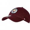 หมวกแมนเชสเตอร์ ซิตี้ 47 Rebound Cap Maroon ของแท้