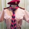 ชุดลูกเสือครูหญิง สีกากีอ่อน 01