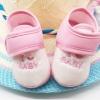 รองเท้าเด็กอ่อน I love Baby สีชมพู Size 11-13