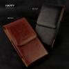 - HAPPY กระเป๋าหนังคาดเอว เคส ซอง ไซด์ XXL แนวตั้ง สำหรับ iPhone 6 /6s