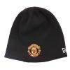หมวกไหมพรมแมนเชสเตอร์ ยูไนเต็ด New Era สีแดงดำของแท้