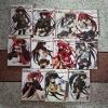 ชานะ นักรบเนตรอัคคี เล่ม 1-11 (ยังไม่จบ) | ยาชิจิโร ทากาฮาชิ