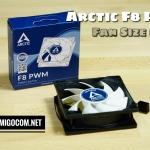 พัดลมArctic F8 PWM