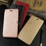 Platinum Leather Case For Huawei Y7 2017