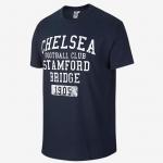 เสื้อยืดเชลซี Core Wordmark Men's T-Shir ของแท้