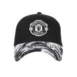 หมวกแก๊ปแมนเชสเตอร์ ยูไนเต็ด New Era 9FORTY Camo Visor Adjustable Back Cap ของแท้