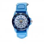 นาฬิกาข้อมือแมนเชสเตอร์ ซิติ้ Velcro Strap Watch สำหรับเด็กของแท้
