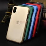 Mercury Goosper i Jelly Soft Rubber Cover เคส iPhone X (iPhone 10)