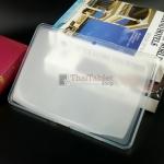 TPU ครอบหลัง เคส Samsung Galaxy Tab 2 10.1 P5100 แบบใสหลังทราย