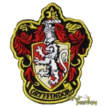 Gryffindor Badge 3D