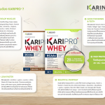 Karipro whey เวย์โปรตีน และ KARINOL BC แคปซูลเร่งการเผาผลาญ
