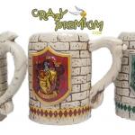 แก้วเซรามิคแฮร์รี่ พอตเตอร์ - Harry Potter Hogwarts House Mug