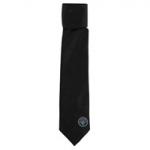 เนคไทแมนเชสเตอร์ ซิตี้ Manchester City Polyester Tie Black ของแท้