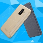 NILLKIN เคส Samsung Galaxy A6 Plus 2018 รุ่น Sparkle