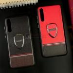 Shengo เคส Huawei P20 Pro มาพร้อมแหวนคล้องนิ้ว