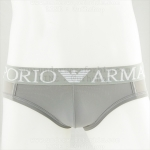 กางเกงในชาย Emporio Amani Briefs : สีเทา ขอบเทาEA