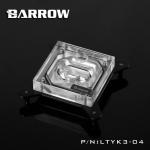 Barrow intel LTYK3-04 สีดำ 0.4MM