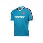 เสื้อย้อนยุคแมนเชสเตอร์ ซิตี้ Manchester City 1998 Shirt ของแท้
