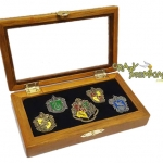 Harry Potter House Crest Pin