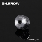 Barrow G1 / 4 manual exhaust valve เงิน-เงิน