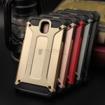Rugged Hybrid Dual Layer Armor Case Cover For Samsung Galaxy Note 3