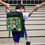 กระเป๋าเป้นักเรียนสะพายหลัง BEN10