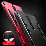 Hybrid Shockproof Armor Rubber Stand Case For Huawei Nova 2i
