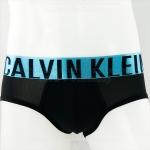 กางเกงในชาย Calvin Klein Briefs : สีดำ ขอบฟ้า INTENSE