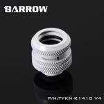 Barrow Fitting K14 V.4 สีขาว ท่ออคริลิค14mm